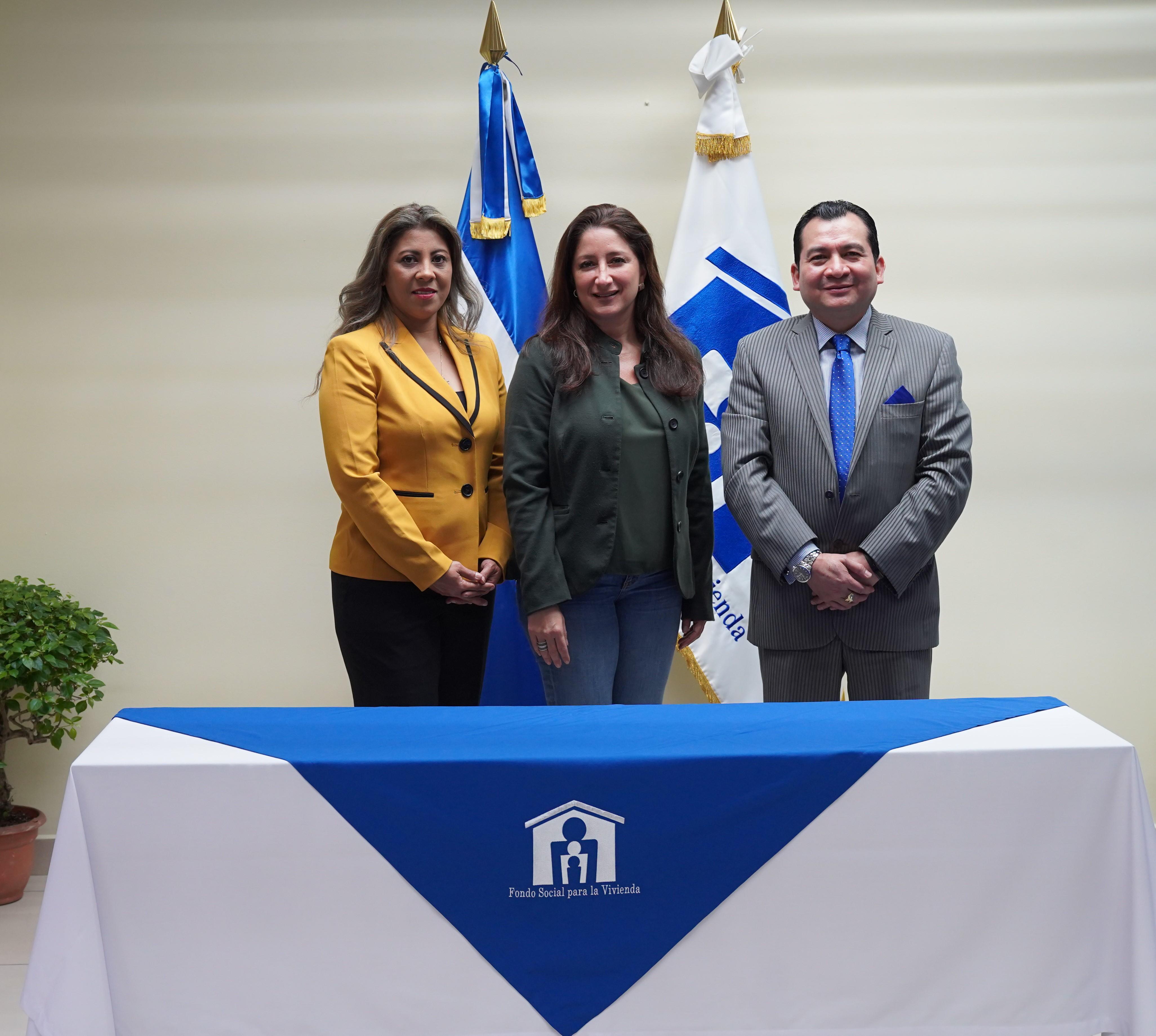 Lic. Oscar Morales, Presidente del FSV